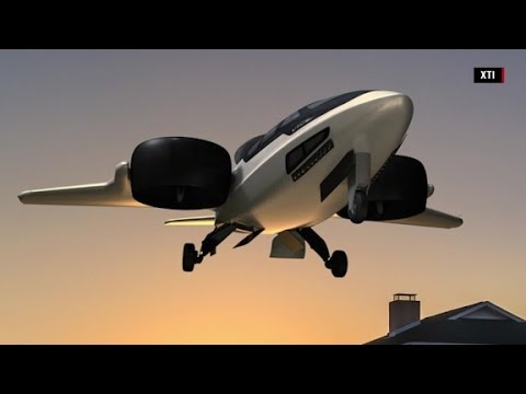 Commercial planes may soon take off vertically