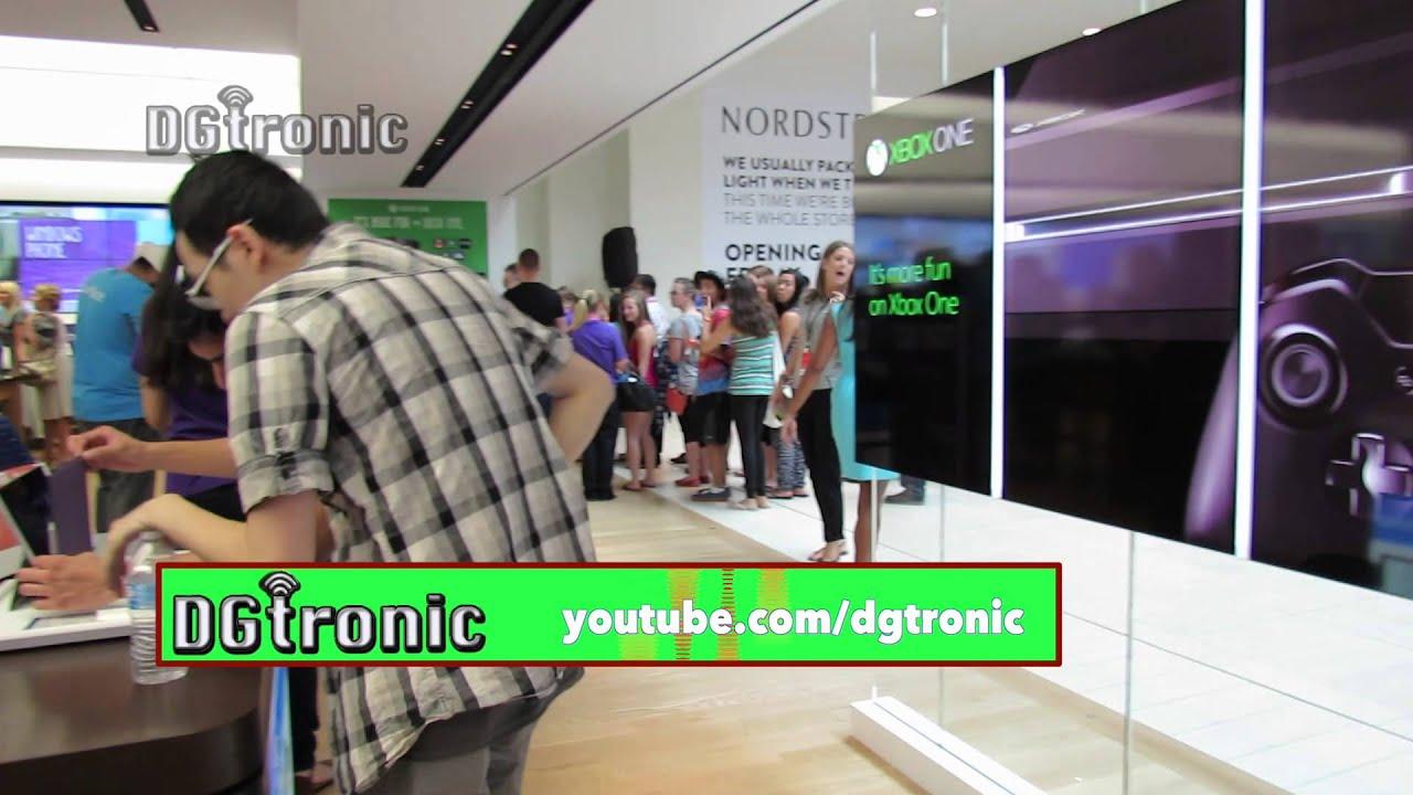 Building 92 microsoft store - Microsoft Store Calgary Chinook Center Grand Opening
