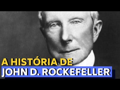 A HISTÓRIA DE JOHN D ROCKEFELLER - O HOMEM MAIS RICO DA HISTÓRIA MODERNA