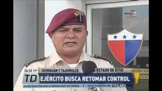suspenden clases en tajumulco e ixchiguán