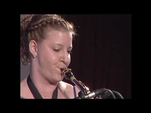 Strax Bravura Saxophonquartett - Songs for Tony, I (Michael Nyman)
