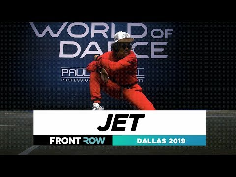 Jet | FRONTROW | World of Dance Dallas 2019 | #WODDAL19