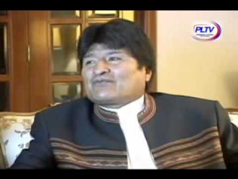 Evo Morales talks in exclusive interview about the Bolivian process of change