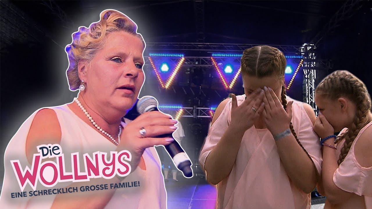 Familien-Auftritt: 🎶 Volle Blamage auf der Bühne?? 😰😨 | Folge 105 | Die Wollnys | RTLZWEI