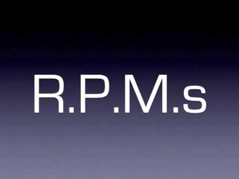 *OFFICIAL* R.P.M. with lyrics by Sasha Pieterse