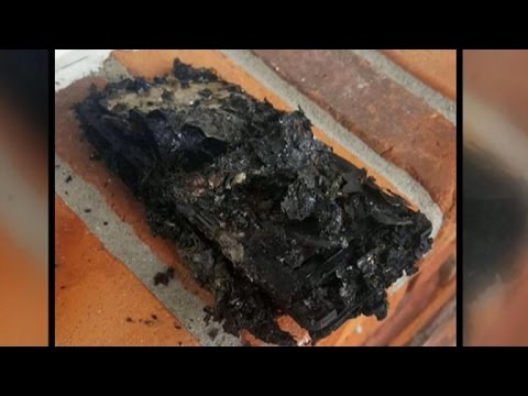 Samsung stops producing Galaxy Note 7 phones after fires