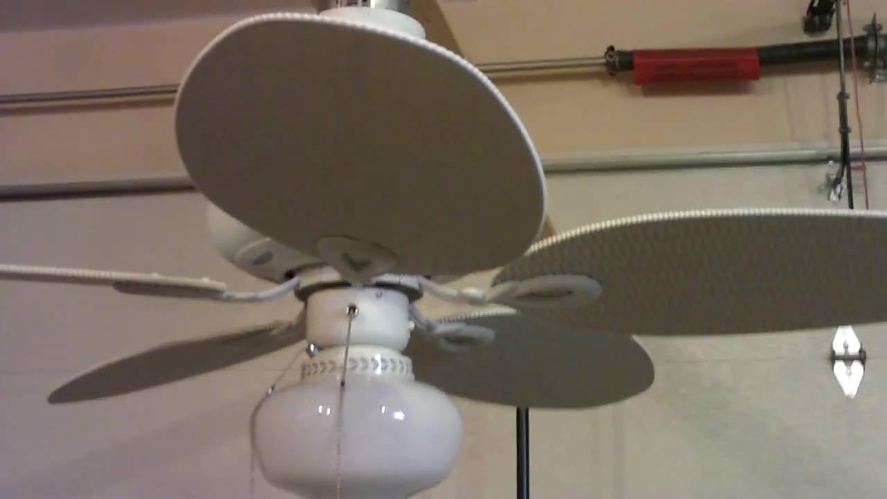 Harbor breeze 52 tilghman ceiling fan youtube aloadofball Gallery