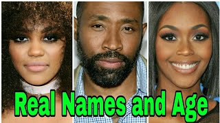 Black Lightning Cast Real Names and Age