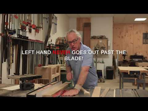 Table Saw Safety by City Hardwoods