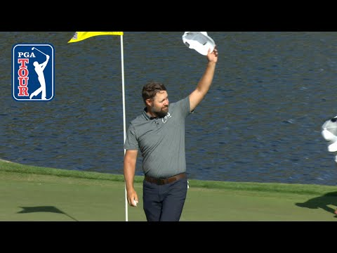 Corey & Patrick In The Morning - Watch Ryan Moore Hit Hole-in-1 at TPC Sawgrass' Legendary 17th Hole