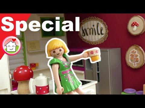 Playmobil deutsch - Neue Deko für Luxusvilla - Familie Hauser Pimp my PLAYMOBIL