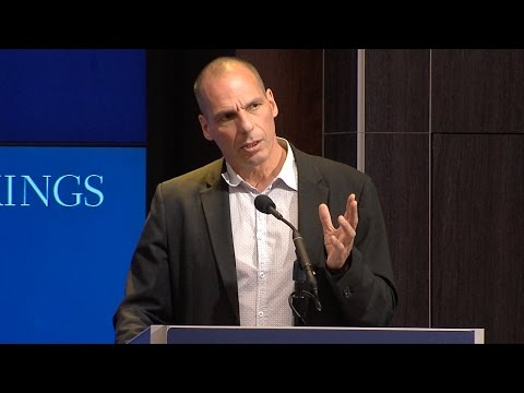 A conversation with Yanis Varoufakis