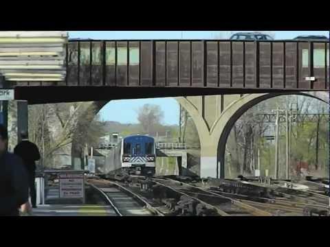 Metro-North Harlem Line Woodlawn Bronx, NY