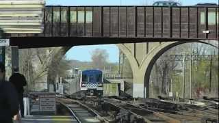 Metro-North Harlem Line Woodlawn Bronx, NY