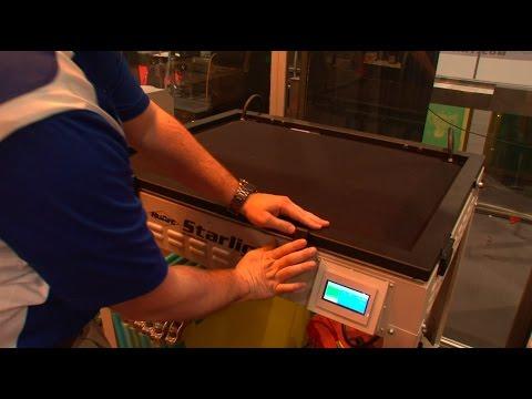 Starlight - M&R Screen Printing Equipment - UV LED Screen Exposure System