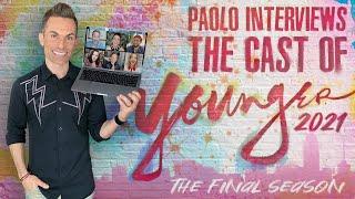 "The ""Younger"" Cast talks FINAL SEASON!"