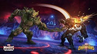 Marvel Contest of Champions King Groot Spotlight