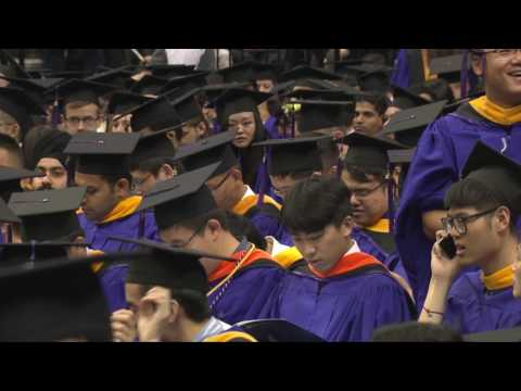 NYU Tandon Commencement 2017
