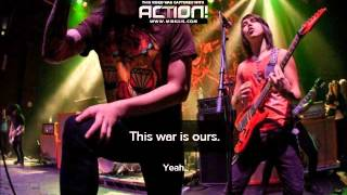 Escape The Fate - This War Is Ours - Karaoke
