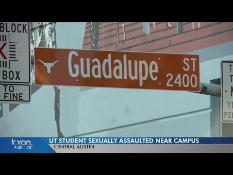 Police investigating sexual assault of a UT student on the Drag