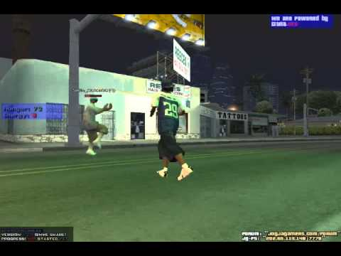 Crips Break Dance ( Jamal Kingston VS Justin Alakamba)((JGRP))