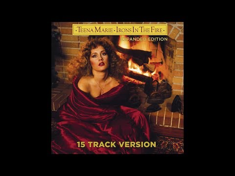 (Full Album, 1980) Teena Marie - Irons In The Fire (expanded edition)
