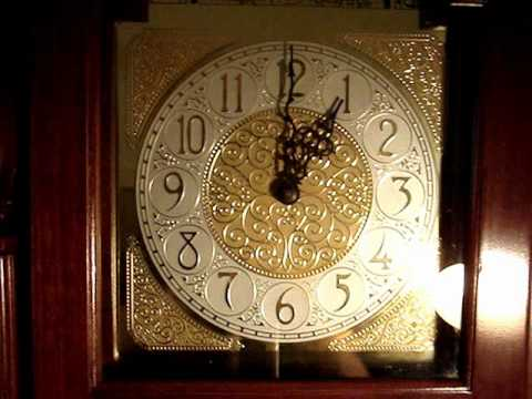 Ridgeway Grandfather Clock Rescue And Howard Miller