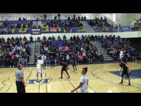 Woodcreek vs Newark Memorial High School Boys Basketball FULL GAME 11/26/16