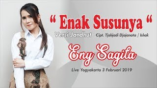 Enak Susunya Versi Jandhut Eny Sagita Live