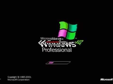 Windows XP in D Major