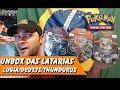 5º Pokémon TCG: Unbox Latas Lugia/Deoxys/Thundurus