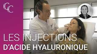 Injections d'acide hyaluronique La Teste de Buch, Bordeaux