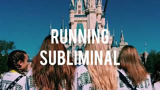running pack • forced subliminal