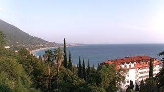 Спящий край.Абхазия.Гагра.2017.РВ ТВ