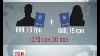 видео Цены на оформление загранпаспорта