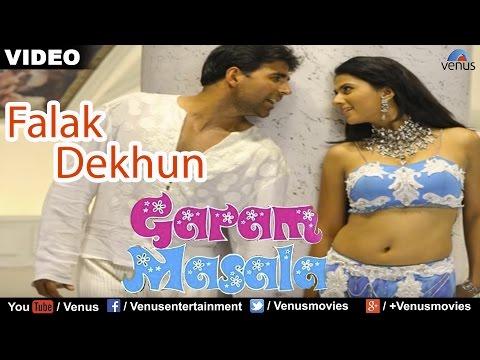 Falak Dekhun - Udit Narayan (Garam Masala)