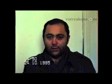 армавирский вор в законе Мухамед Петов (Миша Черкес)