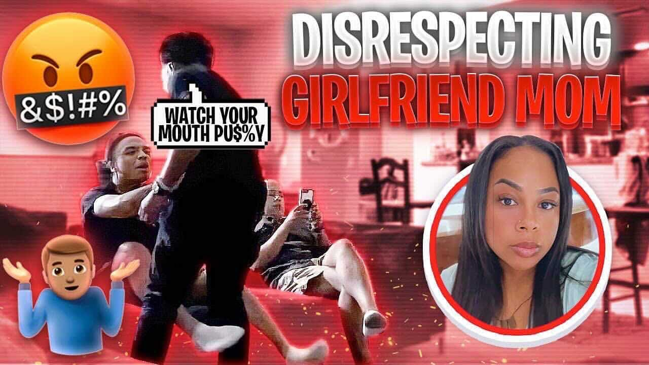 Download Disrespecting My Girlfriends Mom Infront Of Her Brother GONE WRONG! HE SOCKED ME 🤬