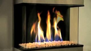 Global Triple M gashaard/gasfire