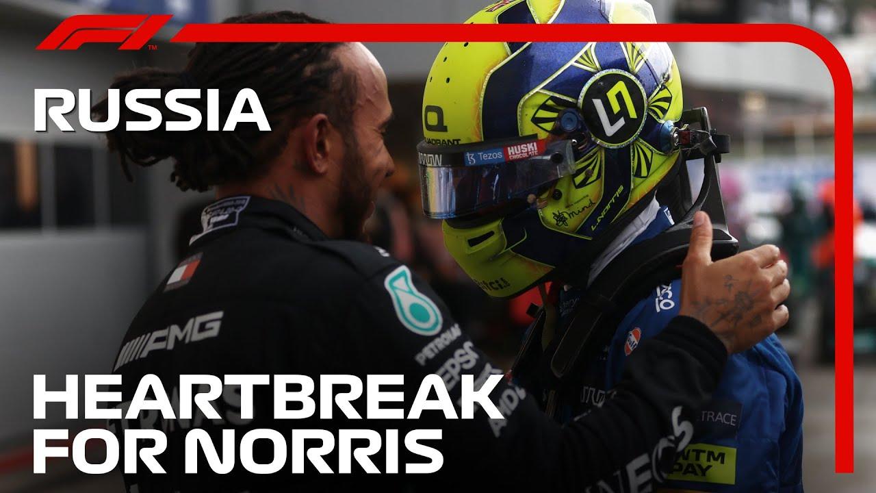 Download Lando Norris' Sochi Heartbreak | 2021 Russian Grand Prix
