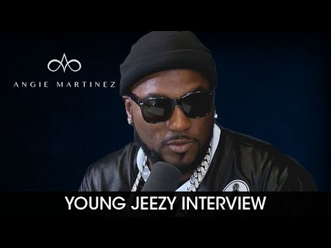 Jeezy Tells Angie Martinez Which New Artists He...