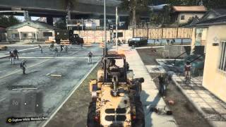 Dead Rising 3 Walkthrough - Side Mission: Signs of Safety