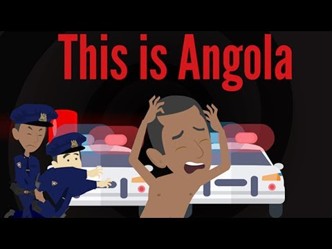 Look Cem - This Is Angola (This Is America Remix)
