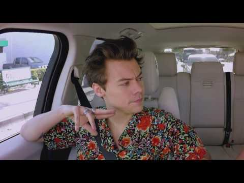 Harry Styles - Sweet Creature (Carpool Karaoke)