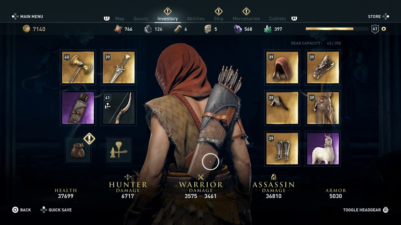 Assassin S Creed Odyssey Legendary Minotaur Labrys Bladed Axe