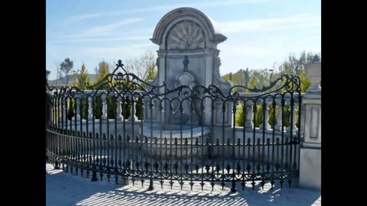 Los monumentos del 39 parque europa 39 torrej n de ardoz for Trasteros en torrejon de ardoz