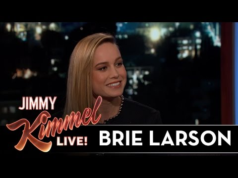 Brie Larson on Her Bachelor Obsession