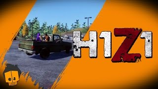 H1Z1 GAMEPLAY BATTLE ROYALE DOS BROTHERS (Português PT-BR CanaldoJoni)