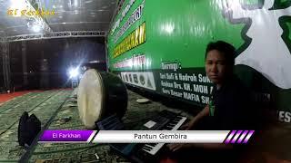 Pantun Gembira (no Ori) Karaoke Lirik by El Farkhan Kebumen
