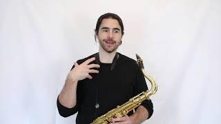 Composer Resources: Saxophone, Subtone / Joshua Hyde